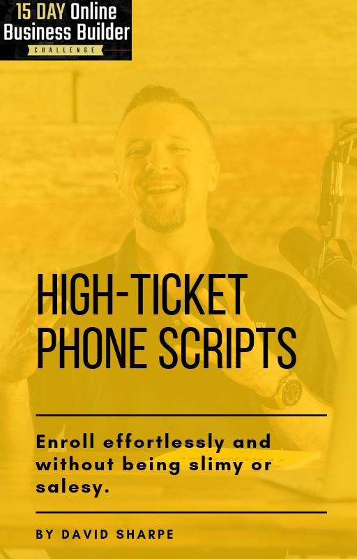 phone scripts